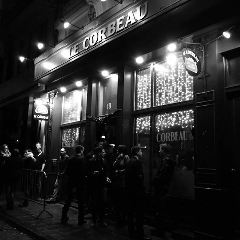Le Corbeau | courtesy of Le Corbeau
