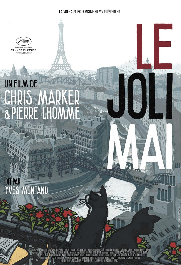 Le Joli Mai (1963) │ Courtesy of La Sofra