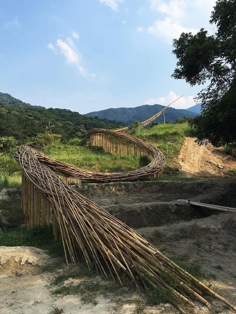 Songshan Bamboo Meander | © Lee Kuei-Chih