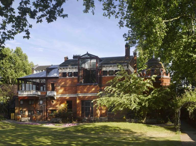 Leighton House Museum. Garden © Will Pryce