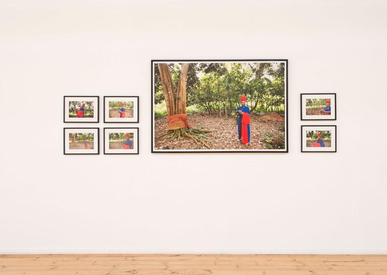 Lhola Amira installation | © SMAC Gallery