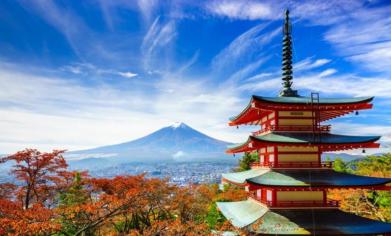 Mt. Fuji l © Kunl / Shutterstock