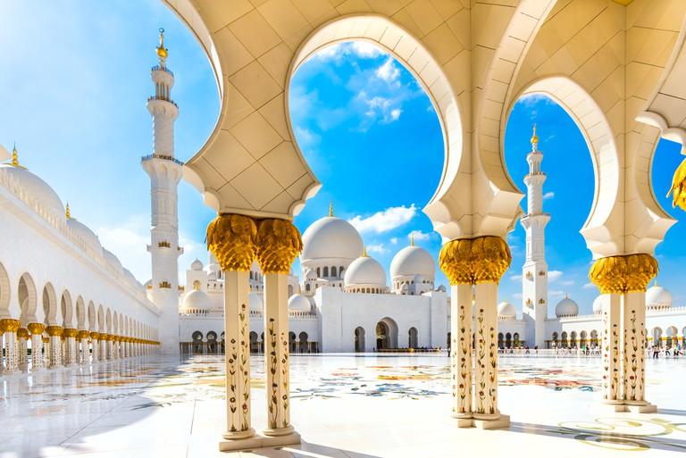 Grand Mosque | © Luciano Mortula / Shutterstock