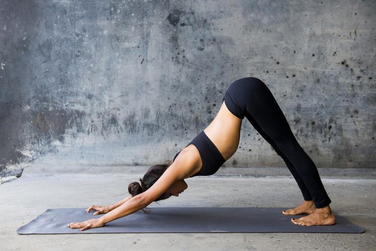 Relaxing yoga | Shutterstock