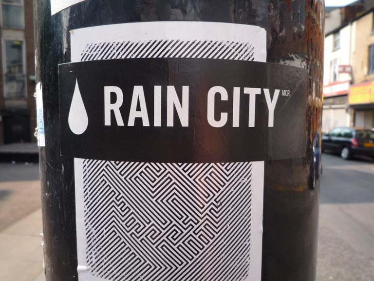 Manchester Rain City