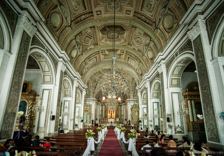San Agustin Church | © Frederik Wissink