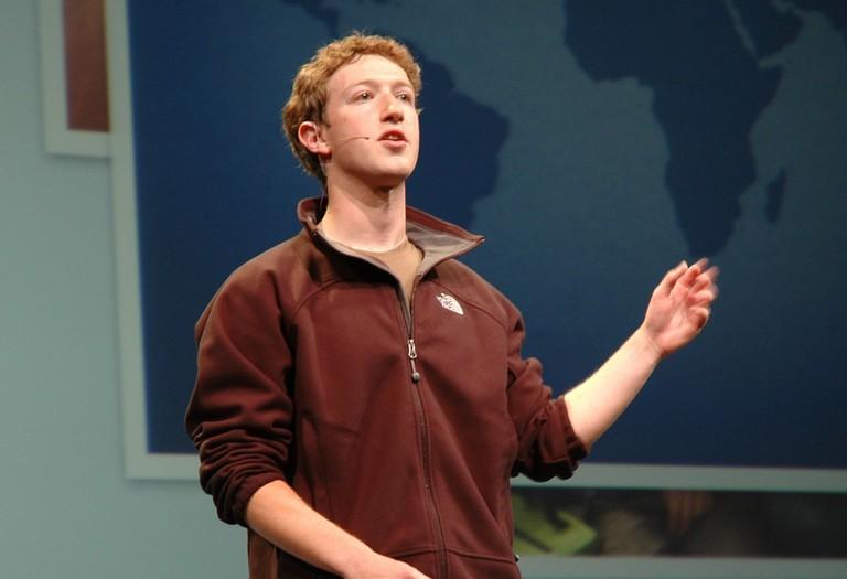 Mark Zuckerberg is not of Bulgarian origin   © AndersFrick/WikiCommons