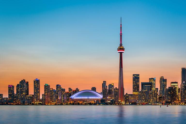 Toronto Cityscape | © Maurizio De Mattei / Shutterstock
