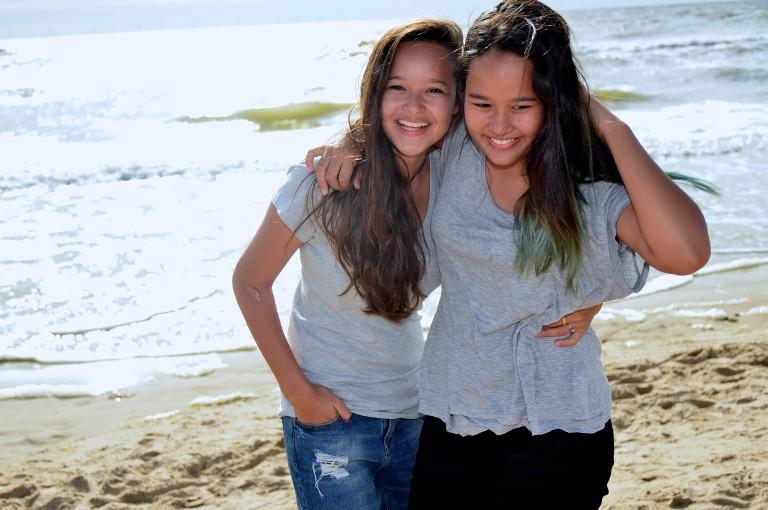 Melati and Isabel | Courtesy of Bye Bye Plastic Bags