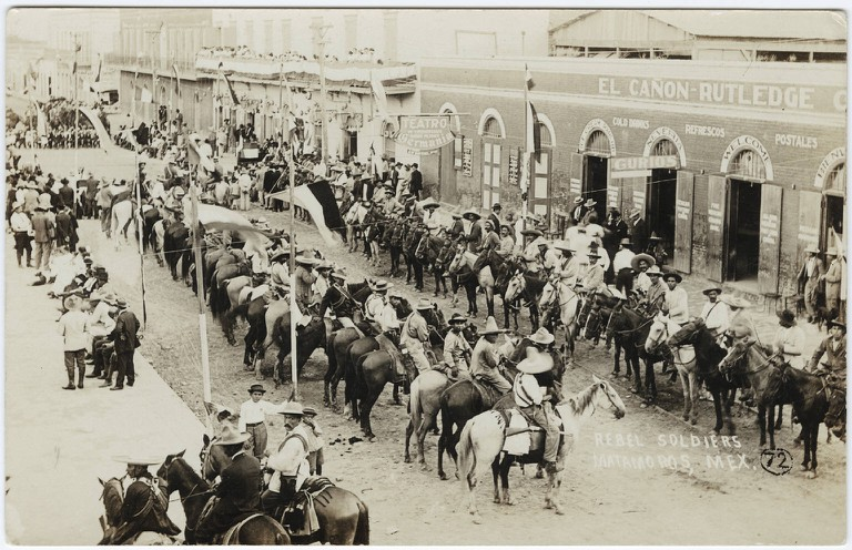 Mexican Revolution | WikiCommons