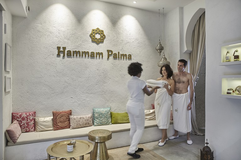 Hammam Palma © Xisco Montserrat