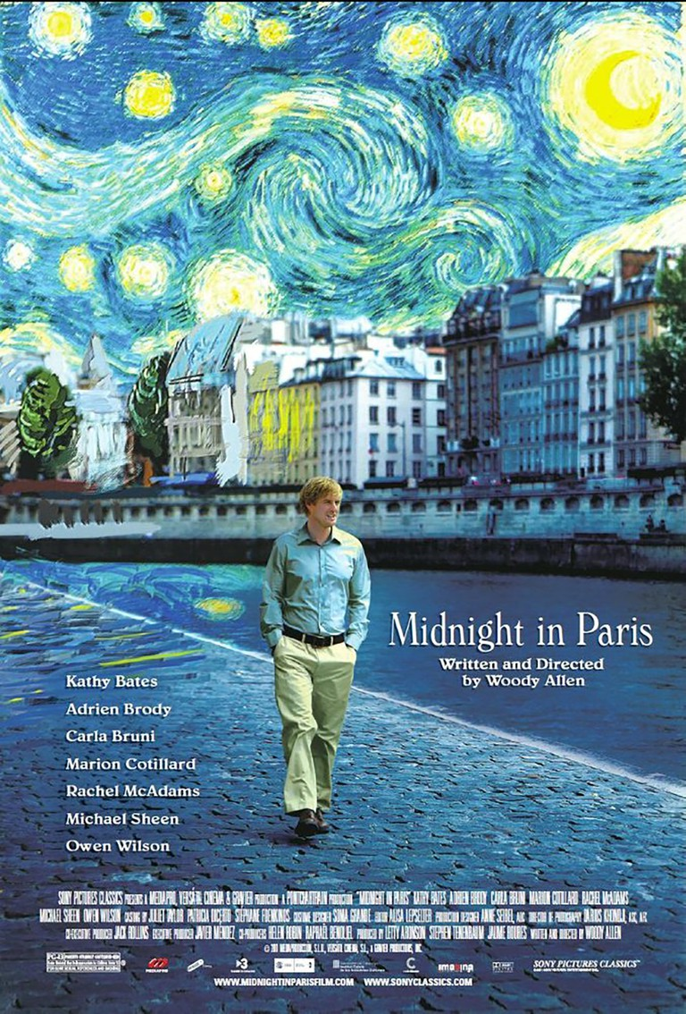 Midnight in Paris (2011) │ Courtesy of Gravier Productions, Mediapro, Televisió de Catalunya (TV3), Versátil Cinema