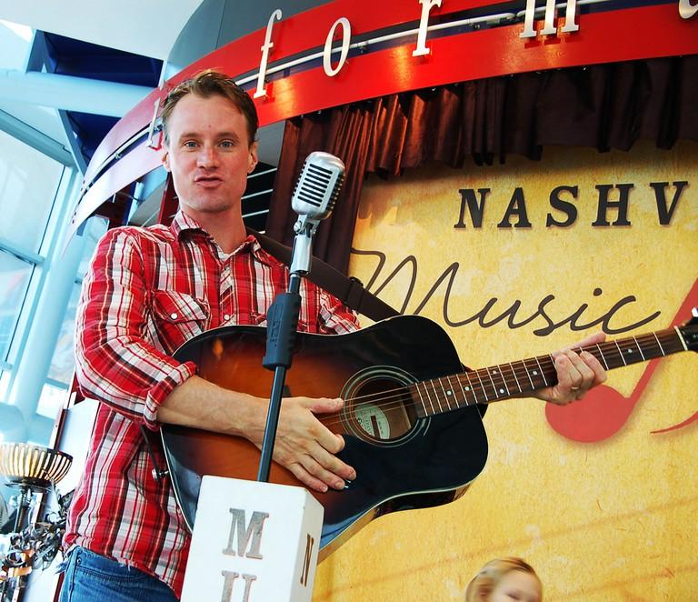Nashville musician / (c) Britt Reints / Flickr