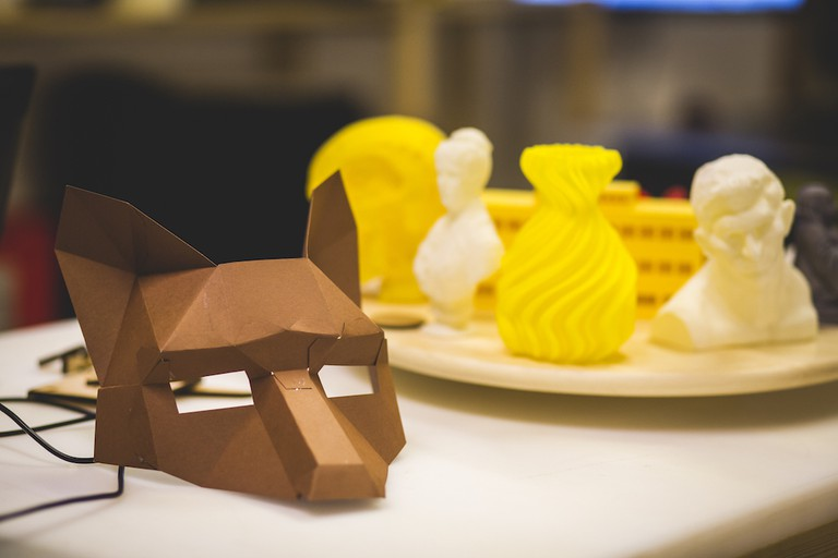 Create your own designs Courtesy of FAB Café