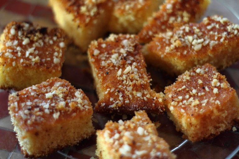Moroccan sweets | © arsheffield / Flickr