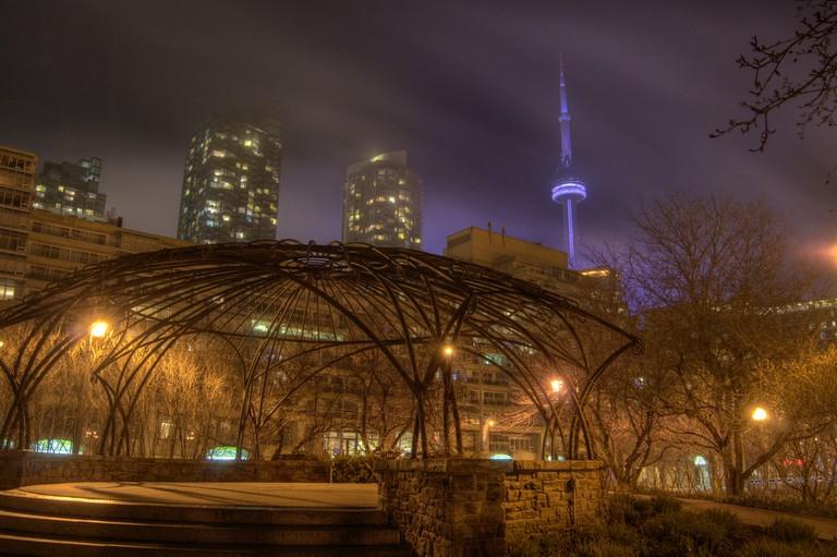 Toronto Music Garden  © Daryl Bruvelaitis/ Flickr