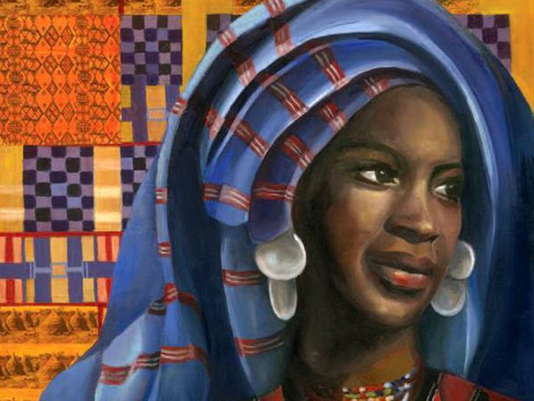 Portrait of Nana Asma'u, Artist Unknown / Google Images