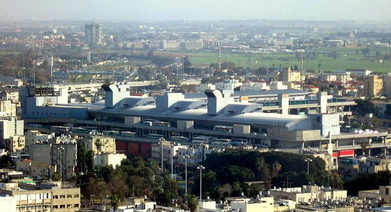"Tel Aviv's New Central Bus Station | ""myself"", Wikipedia"