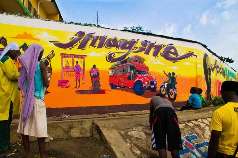 Nima Muhinmanchi Art mural, (c) Design 233 / Flickr