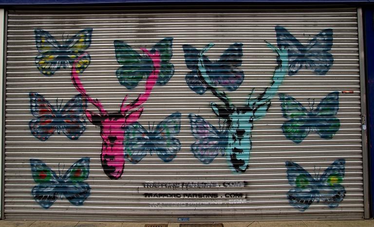 Northern Quarter Street Art