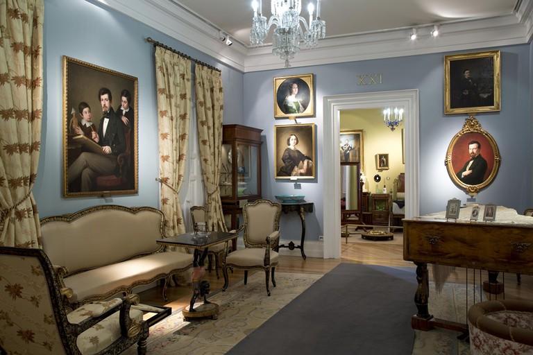 Visit a small museum | © Javier Rodríguez/Museo Romanticismo