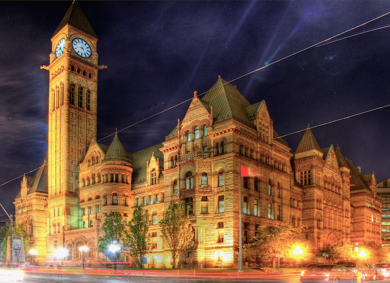 Old City Hall   Preeteesh Singh/ Flickr