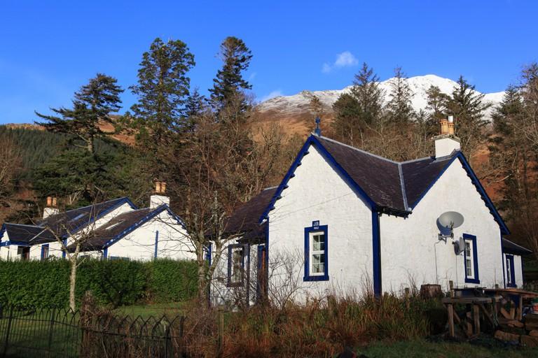 Knoydart Cottage | Courtesy of McEwan Fraser Legal