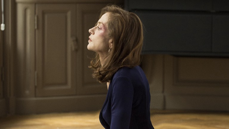 Isabelle Huppert in 'Elle' | © Picturehouse