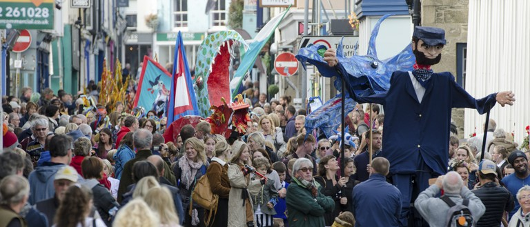 Oyster Festival 2016   Courtesy of Falmouth Business Developmednt (BID)