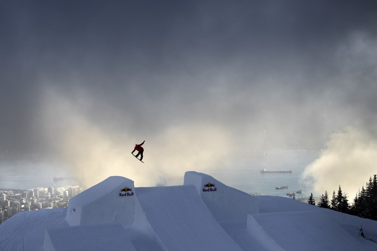 Craig McMorris performs at Red Bull Uncorked. | © Red Bull Content Pool