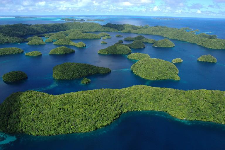 Palau islands   © LuxTonnerre / Flickr