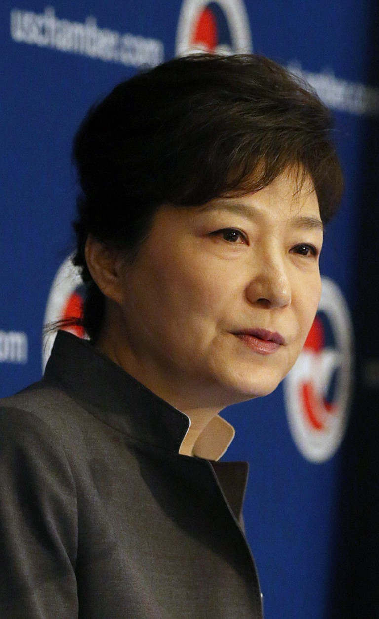 South Korean president Park Geun-hye | © KoreaNet