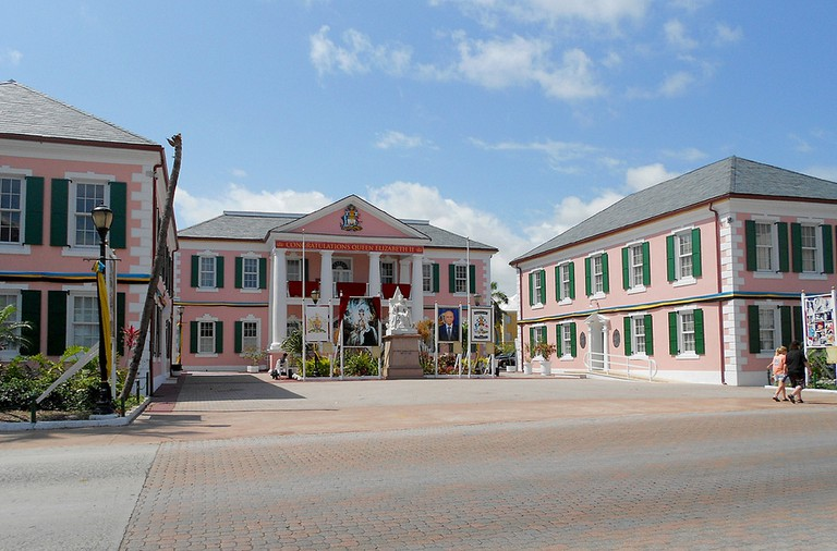 Parliament Square Nassau, Bahamas| © Roger W / Flickr