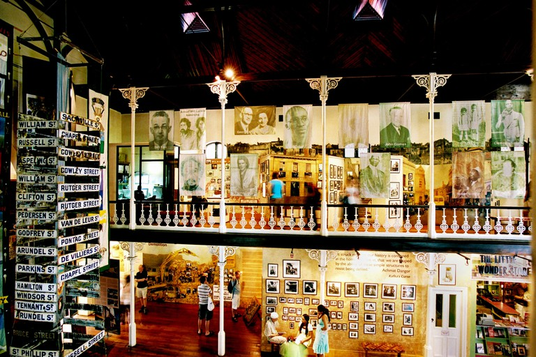 Visitors are invited to journey into the lives of ex-residents and truly understand their social, economic and cultural identities | © Paul Grendon/District Six Museum