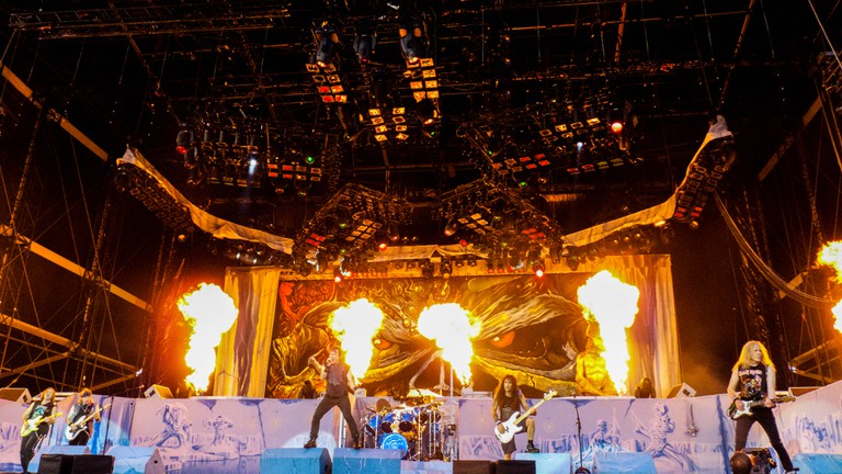 Metal concert / Pexels
