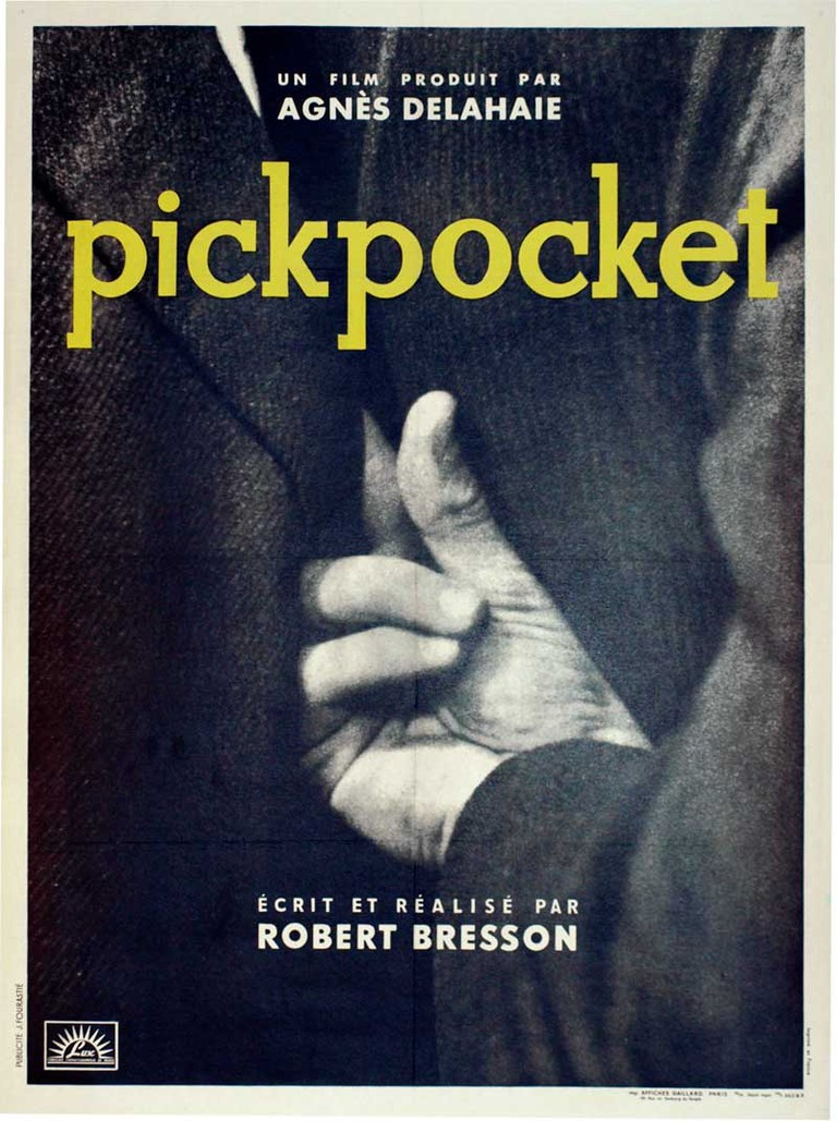 Pickpocket (1959) │ Courtesy of Agnes Delahaie Production