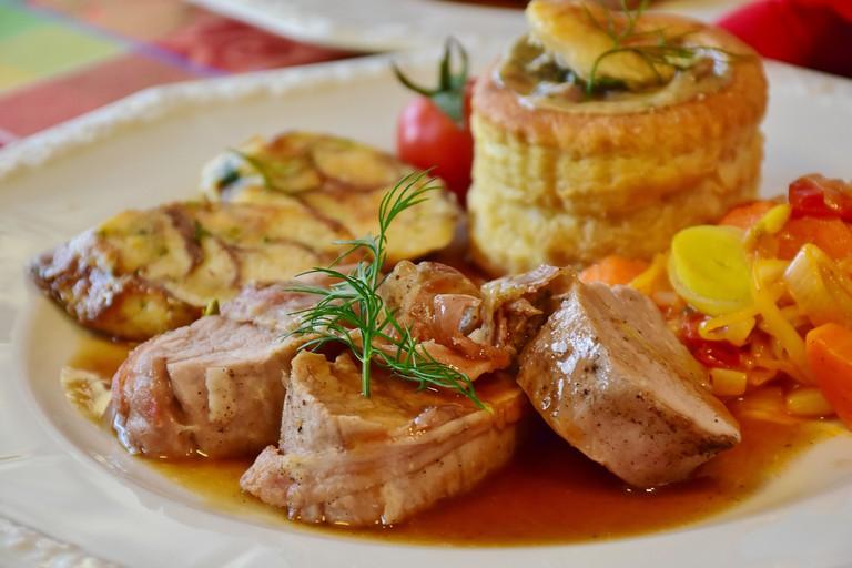 Pork Tenderloin | © Rita E / pixabay