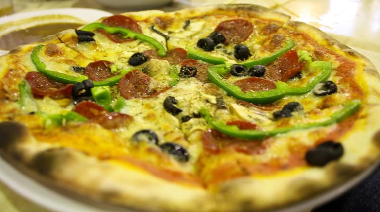 Pizza © rando111us/Flickr