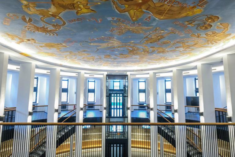 The new foyer   © Fotografenwerk Hamburg