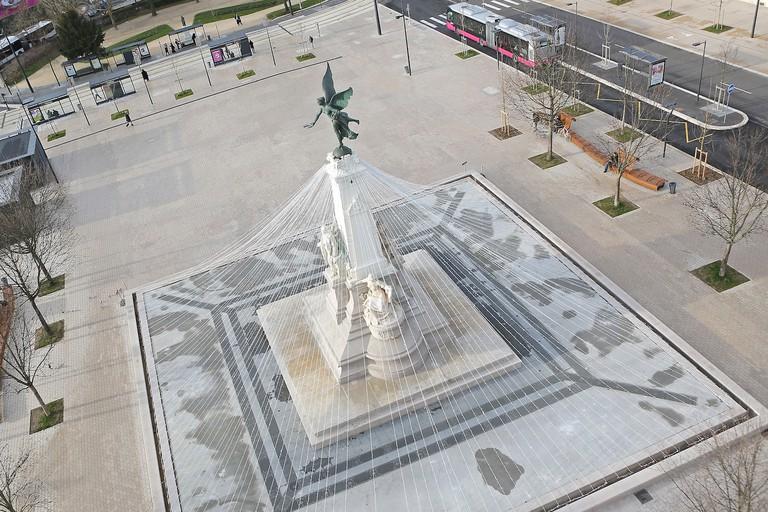 Place de la République ©Ville de DIjon