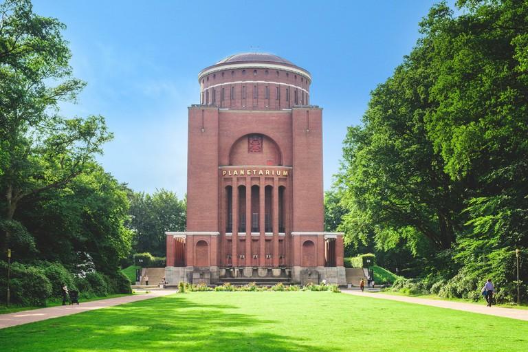 Hamburg Planetarium   © Patrick Lipke