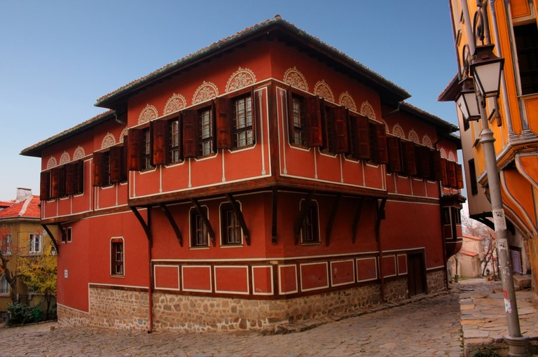Plovdiv's Old Town | © Klearchos Kapoutsis/WikiCommons