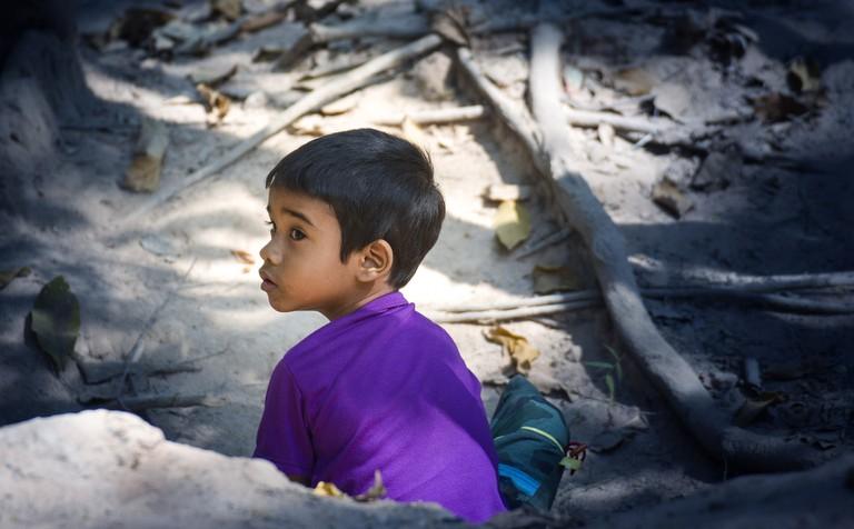 Cambodia child | © yunbin dong/Pixabay