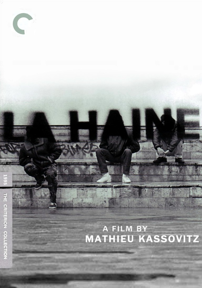 Poster for La Haine (1995) │ Courtesy of Canal+
