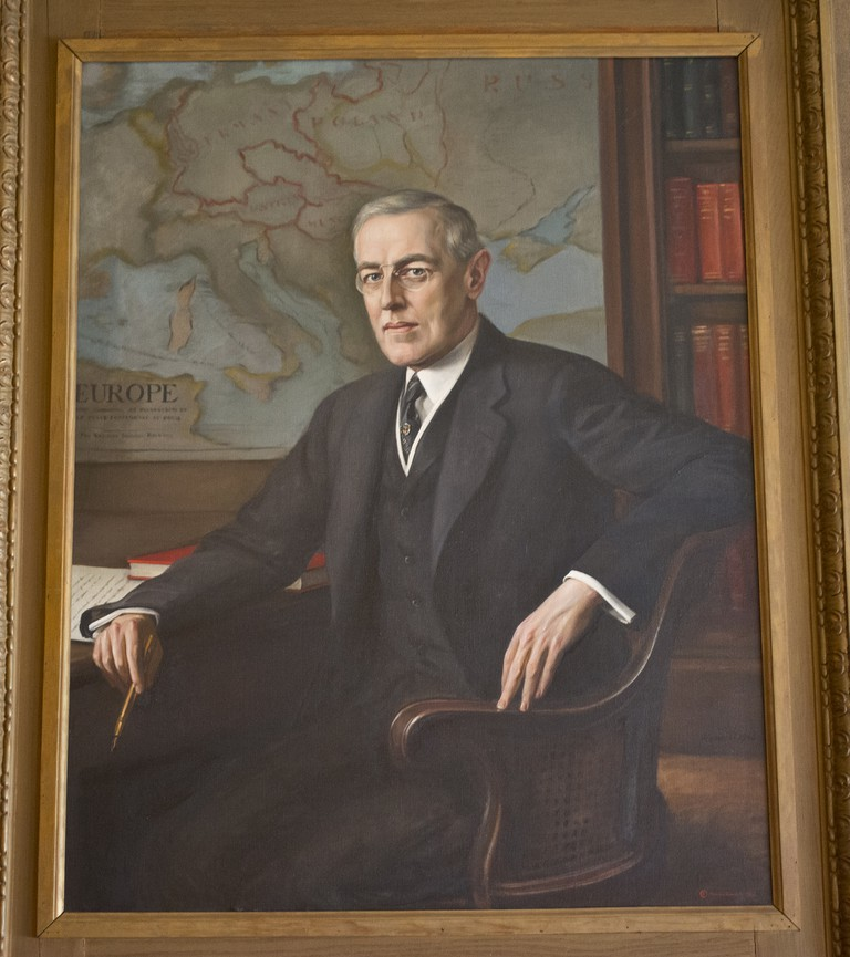 President Woodrow Wilson | © Tim Evanson/ Flickr