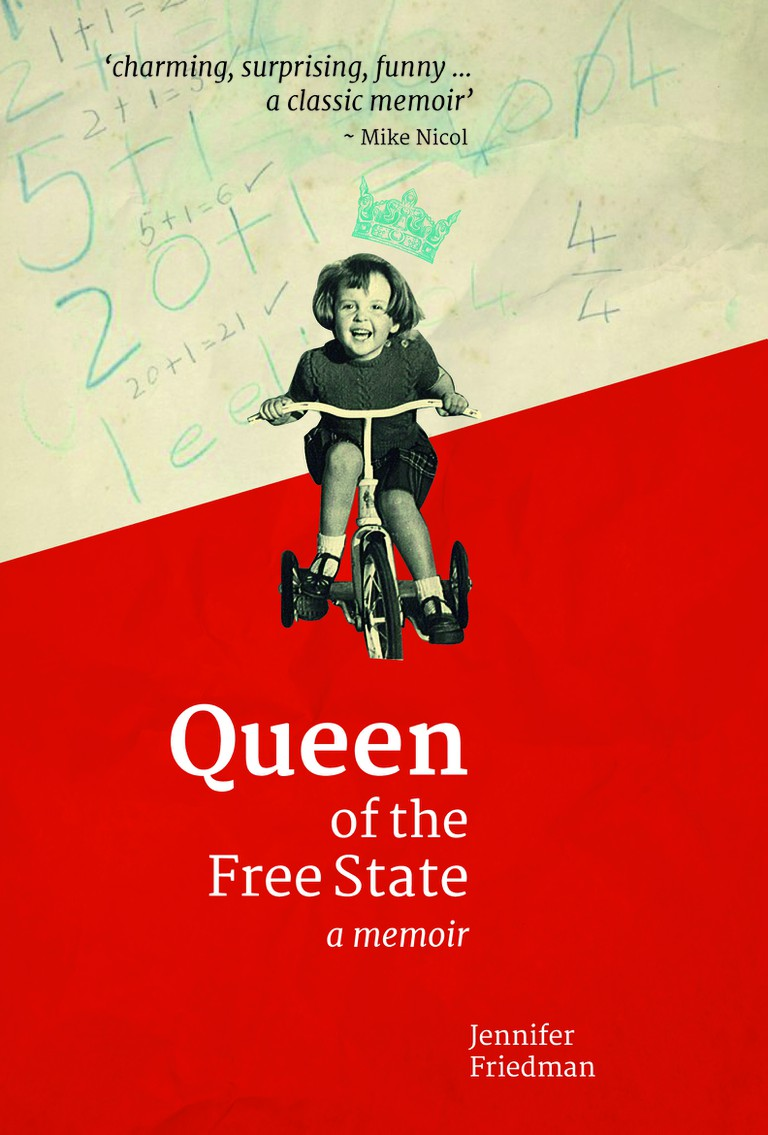 Book cover: Queen of the Free State by Jennifer Friedman