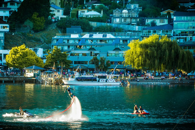 Queenstown, New Zealand   © Mariamichelle/Pixabay