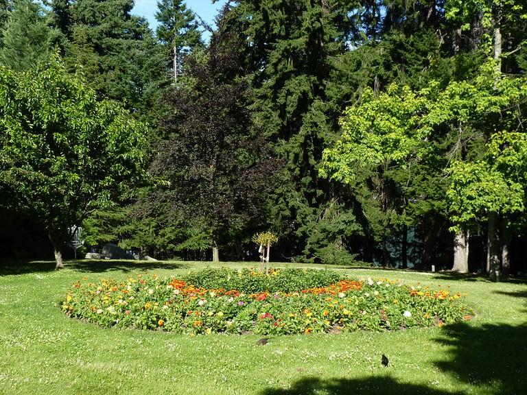 Queenstown Garden, New Zealand | © Michal Klajban/Wikimedia Commons