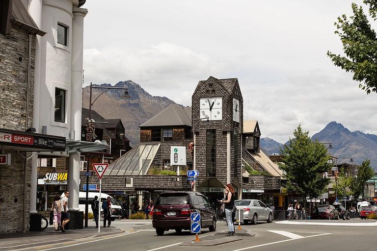 Queenstown I-Site | © Florian Bugiel/Wikimedia Commons