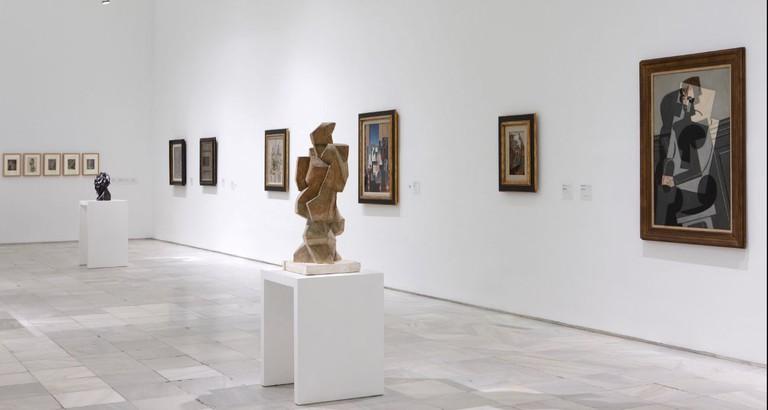 The Reina Sofia Museum |© Joaquin Cortes / Roman Lores for the Reina Sofia